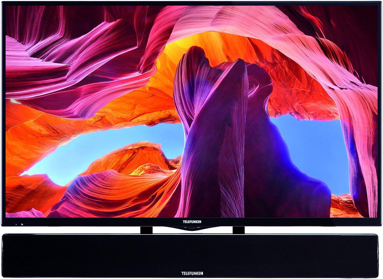 Telefunken WMS102 Soporte Barra de Sonido (Montaje Directamente en el televisor, VESA 600 x 400 cm, 10 kg), Color Negro.: Amazon.es: Electrónica