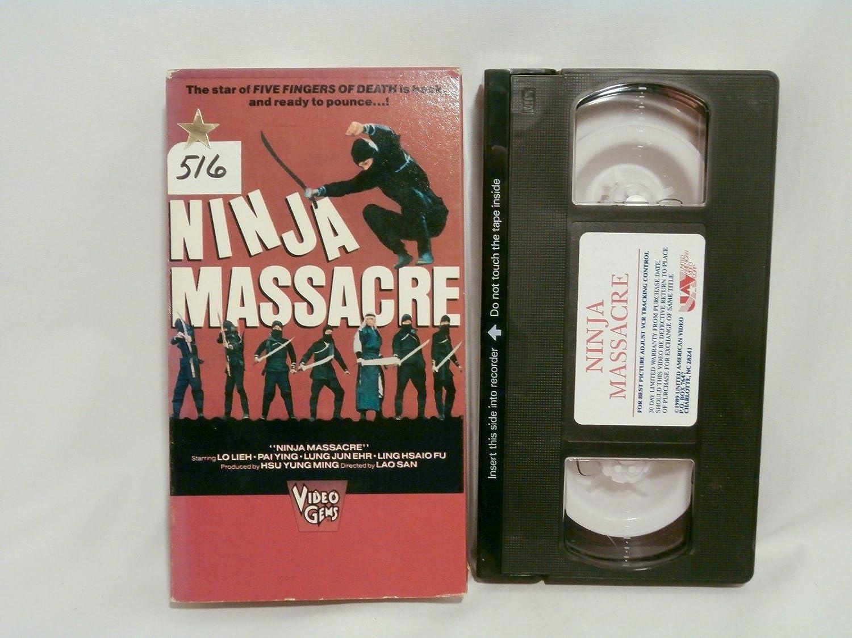 Amazon.com: Ninja Massacre: Movies & TV
