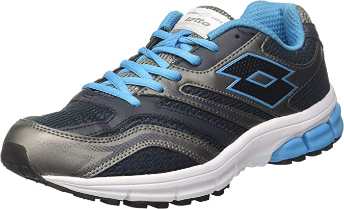 Lotto Zenith V, Zapatillas de Running Hombre Multicolor Size: 41 EU: Amazon.es: Zapatos y complementos
