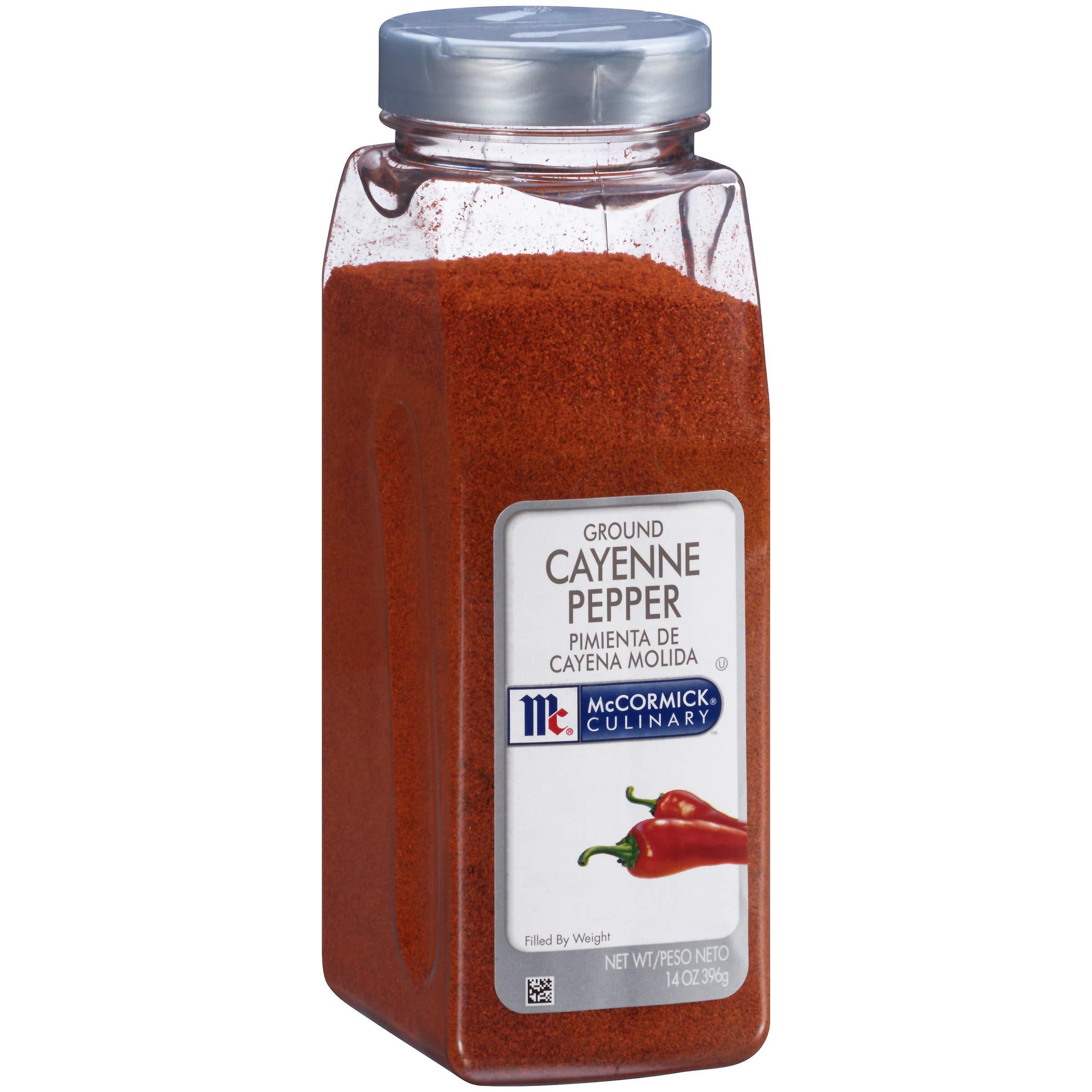 McCormick Culinary Ground Cayenne Pepper, 14 oz