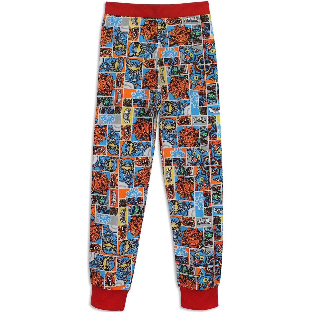 Skylanders - Pijama para Niños - Skylanders - 8 - 9 Años: Amazon.es: Ropa y accesorios