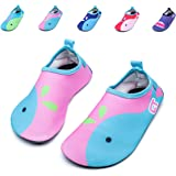 Giotto Kids Swim Water Shoes Quick-Dry Aqua Socks For Beach Pool Swim Yoga