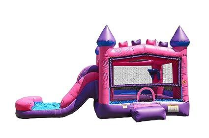 cc9534b6449d4 Amazon.com  JumpOrange Princess Bricks Athletic 5-in-1 Wet Dry Combo ...