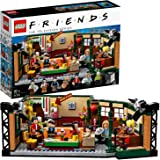 LEGO 21319 Ideas Central Perk Friends TV Show Series with Iconic Cafe Studio and 7 Minifigures 25th Anniversary…