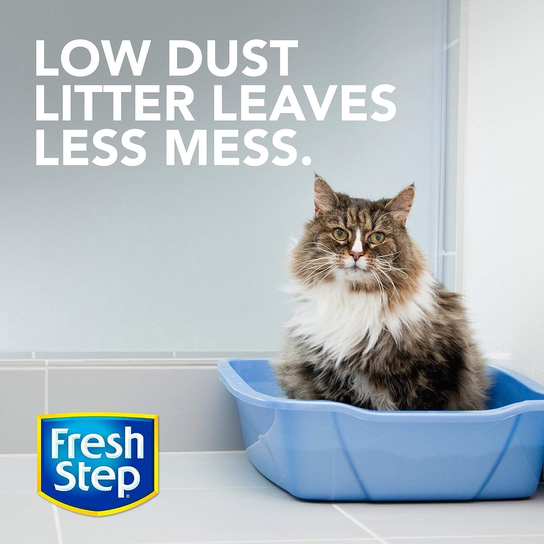Análisis de la arena para gatos de Fresh Step 2
