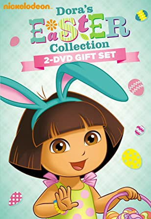 Amazon Com Dora The Explorer Dora S Easter Collection Dora S Egg