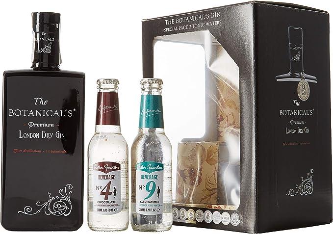 The Botanicals Gin Tónic - 750 ml: Amazon.es: Alimentación y bebidas