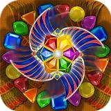 Jewel Drops 2 - Match three puzzle