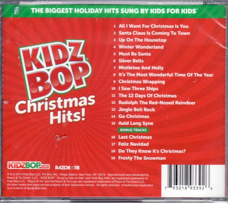 Kidz Bop Kids - Kidz Bop Christmas Hits! LIMITED EDITION Includes 4 ...