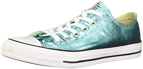 Zapatillas Converse All Star Metallic Ox (Fresh Cyan): Amazon.es: Zapatos y complementos