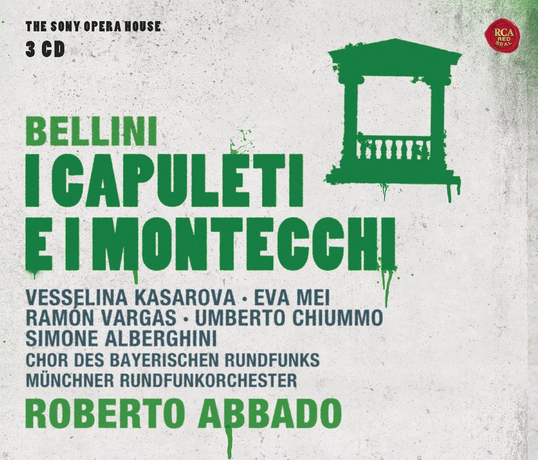 CD : Vincenzo Bellini - I Capuleti E I Montecchi (3PC)