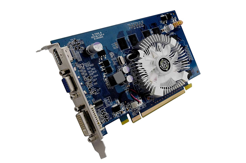 Bfg Nvidia Geforce Gt 220 1 Gb Ddr2 Pci Express 20 Vga Card Gt220 Graphics Bfgegt2201024d2e Electronics