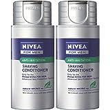 [2 Pack] Philips Norelco Moisturizing Shaving System, Refill System, HS800, 2.5 fl. oz., (75ml)