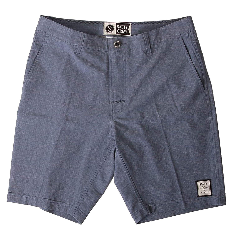 328c4df33c7e Salty Crew Draft Hybrid Shorts - Blue at Amazon Men's Clothing store: