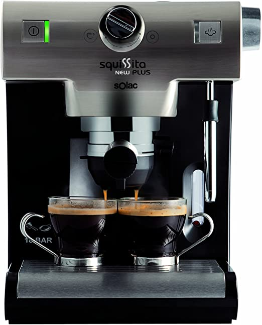 Solac CE-4551 - Cafetera: Amazon.es: Hogar