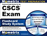Flashcard Study System for the CSCS Exam: CSCS Test