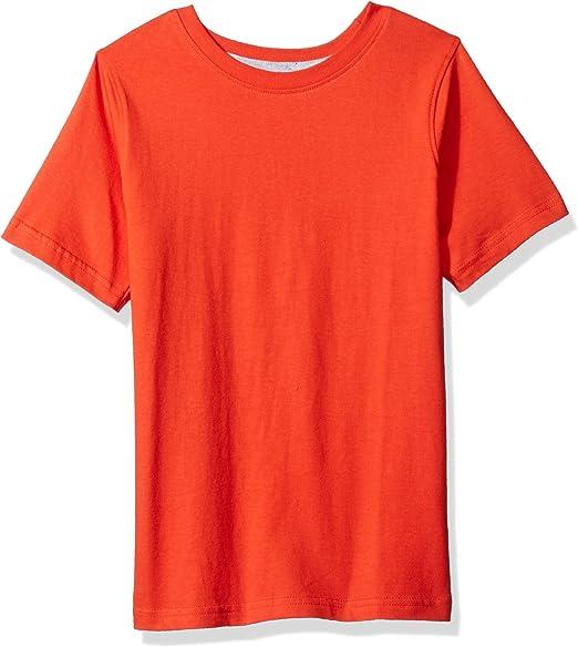 French Toast School Uniform Boys Short Sleeve Crewneck T-Shirt