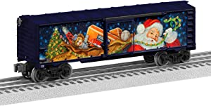 Lionel ionel Angela Trotta Thomas, Electric O Gauge Model Train Accessories, Christmas boxcar