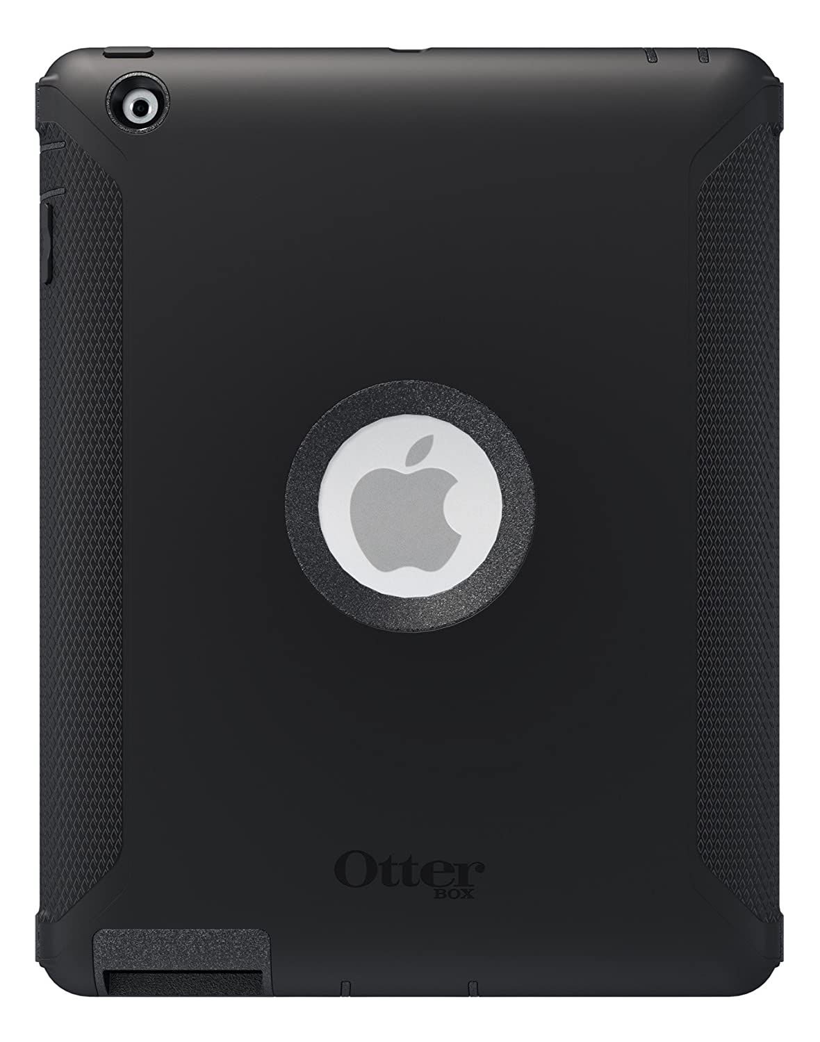 OtterBox DEFENDER SERIES Case for iPad 2/3/4 - Retail Packaging - BLACK