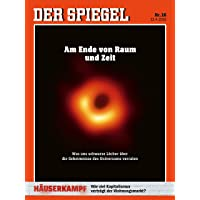 DER SPIEGEL 16/2019: Am Ende von Raum und Zeit