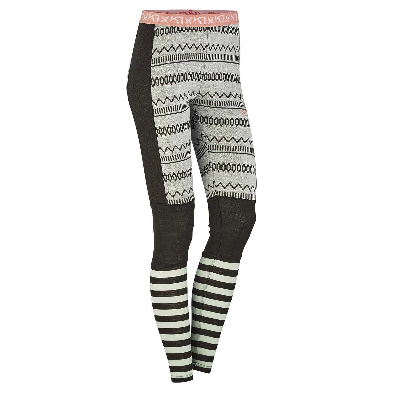 Kari Traa Womens Akle Base Layer Bottoms Thermal Pants