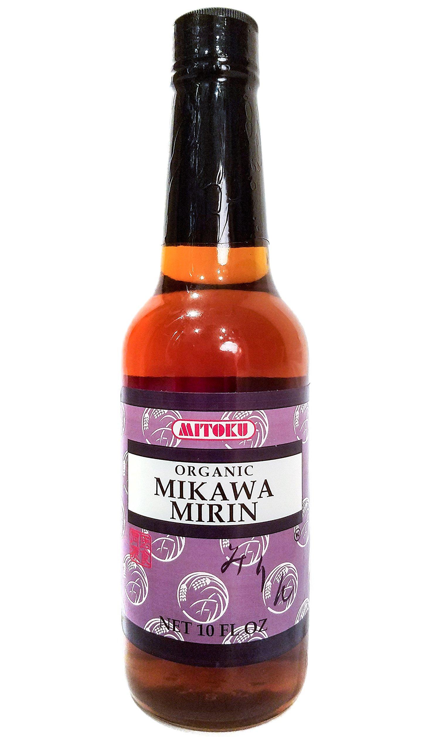 Mitoku Organic Mikawa Mirin - 10 oz. by Mitoku