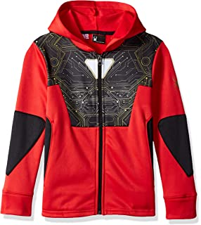 7ce4e6cb5 Amazon.com: Spyder Active Sports Boy's Marvel Riot Pullover Hoodie ...