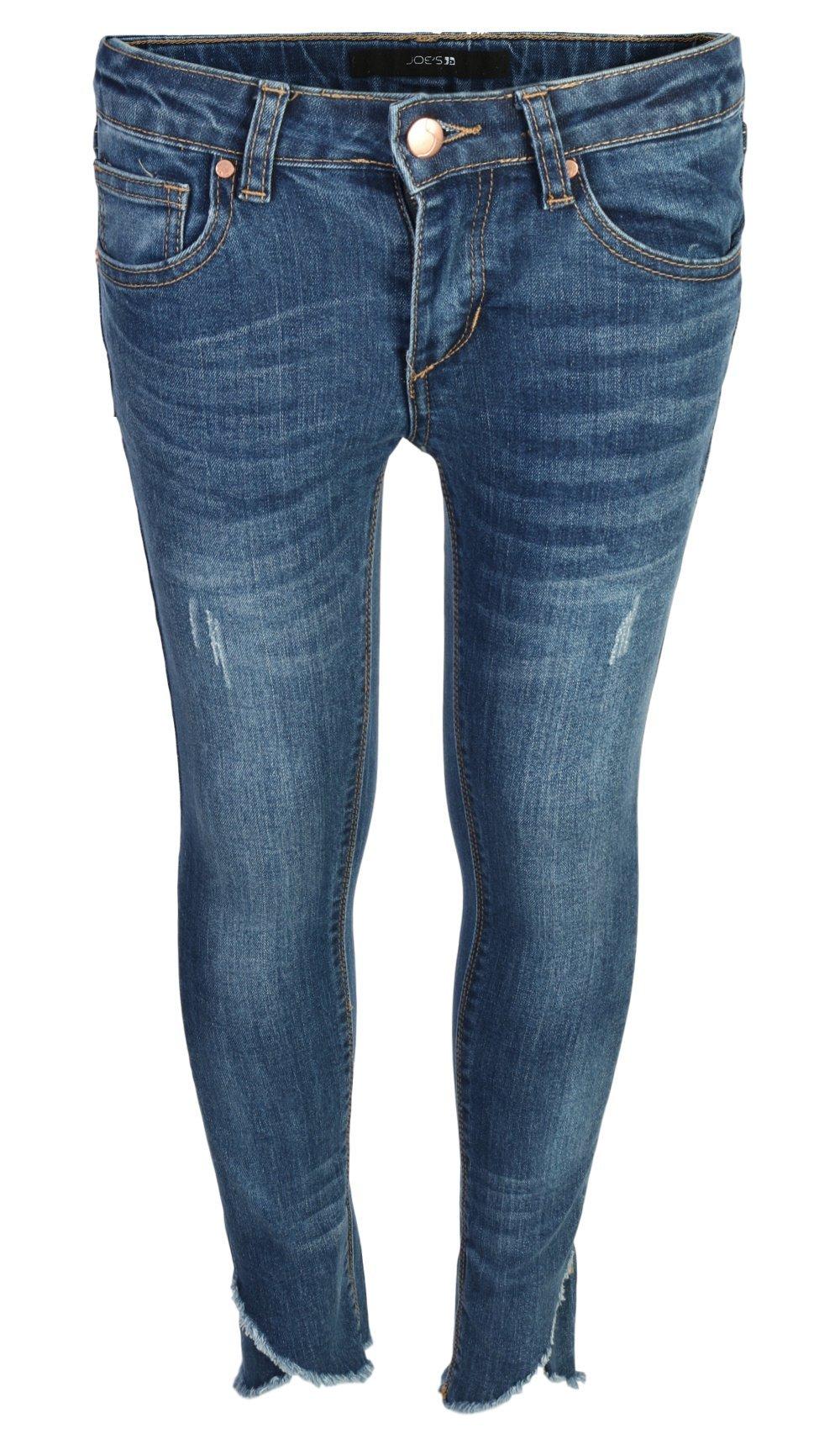 'Joe's Jeans Girls Ankle Skinny Stretch Jean, Wave, Size 12'