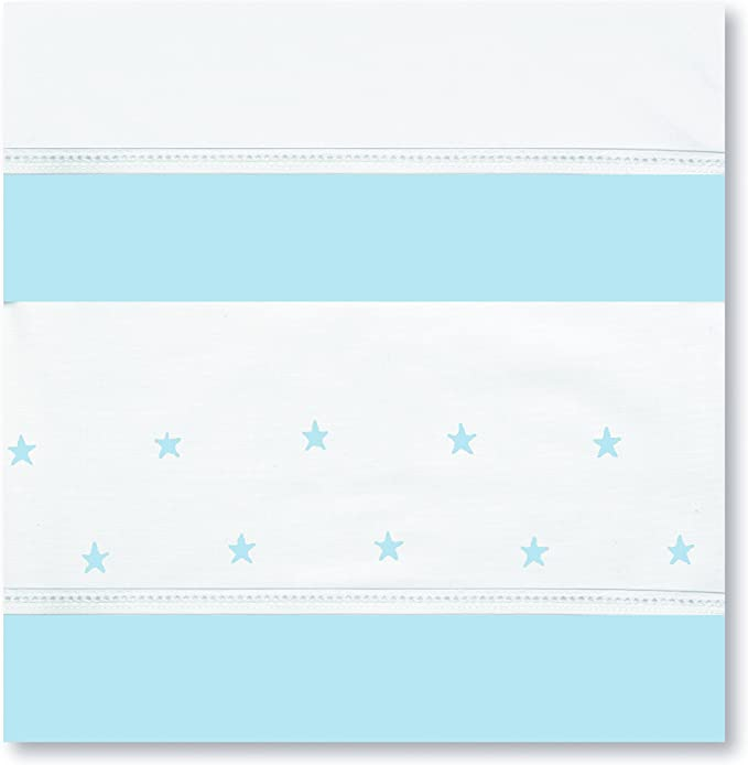 Bimbi Class color blanco y gris 50 x 80 cm S/ábanas