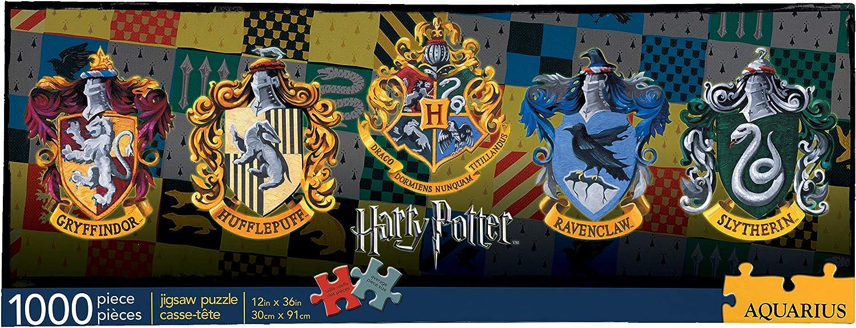 AQUARIUS Coronación de Harry Potter, Rompecabezas de 1000 Piezas.
