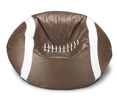 Elegant Michael Anthony Furniture Football Matte Bean Bag (1)