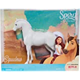Just Play Spirit Riding Free Collector Horse - Equueleus