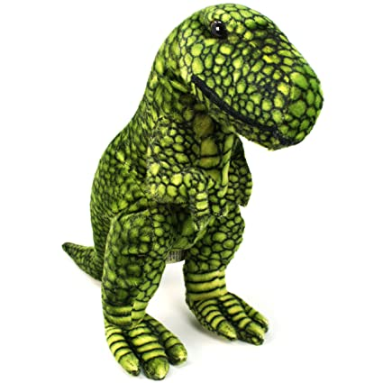 Amazon Com Viahart Rick The Tyrannosaurus T Rex 21 Inch Large