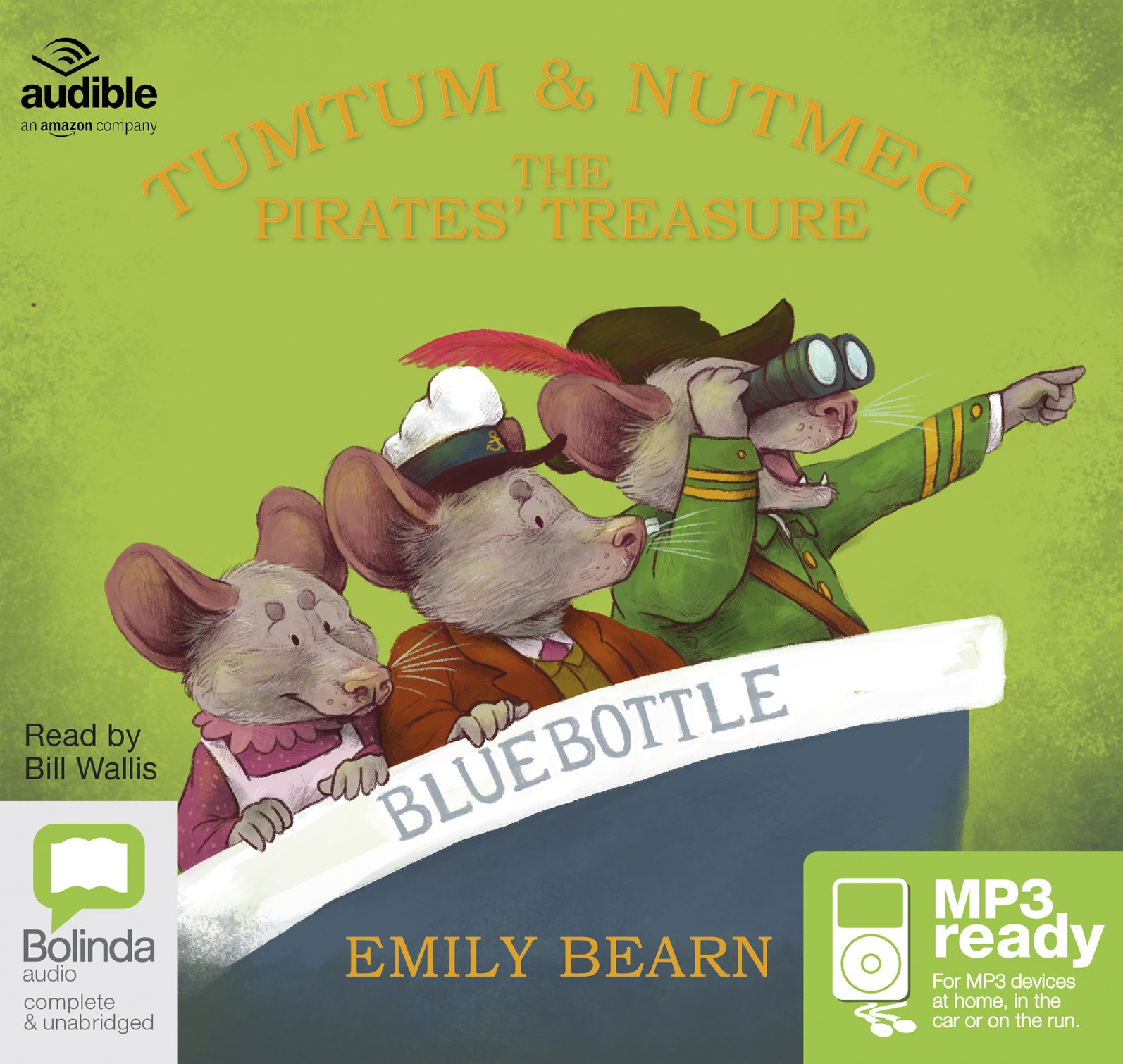 Tumtum and Nutmeg: The Pirates Treasure
