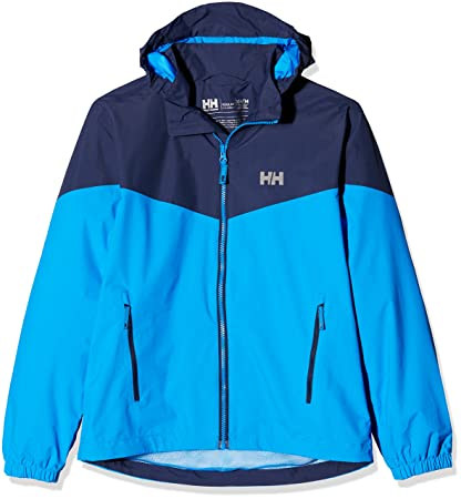 Helly Hansen JR Jotun Jacket Chaqueta, Niños, Azul (536 ...