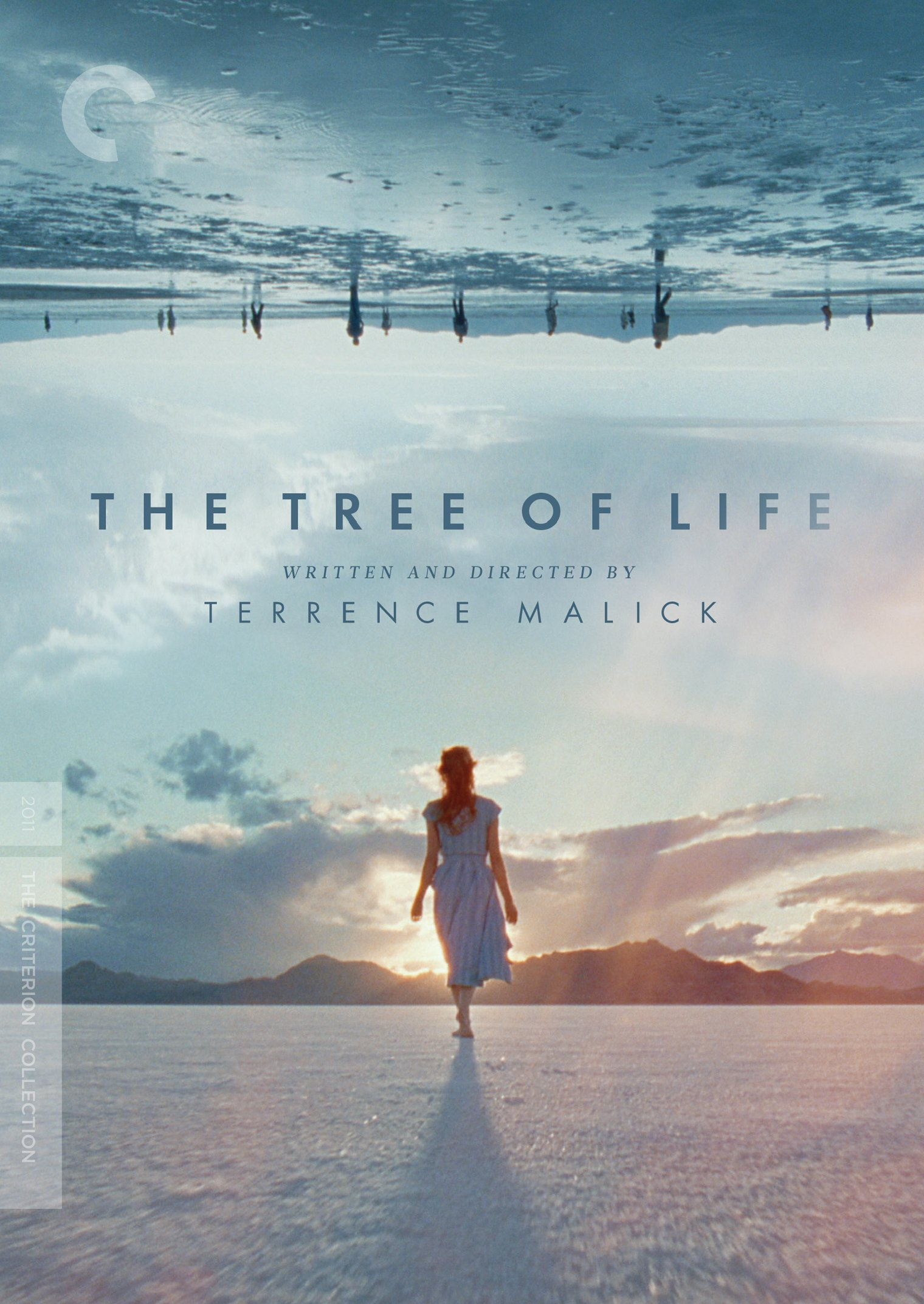 DVD : The Tree Of Life (criterion Collection) (4K Mastering, Special Edition, Widescreen, AC-3, 3 Pack)