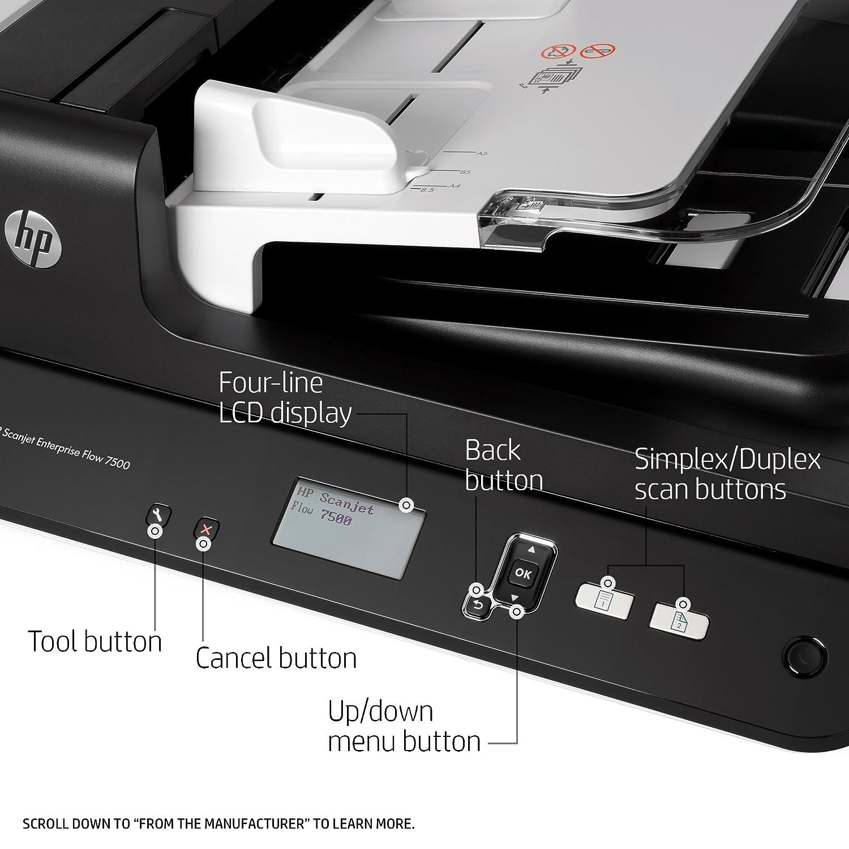 Amazon in: Buy HP L2725B#BGJ Scanjet Enterprise Flow 7500 Flatbed
