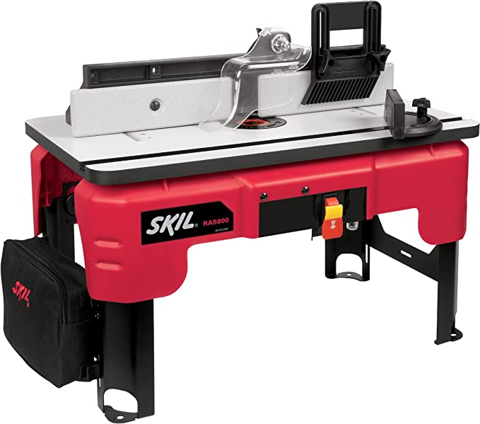 SKIL RAS800 SKIL Router Table - Durability