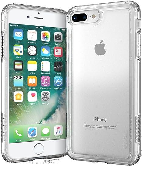 watch 6bf56 246c8 Pelican Adventurer iPhone 7 Plus Case (Clear)