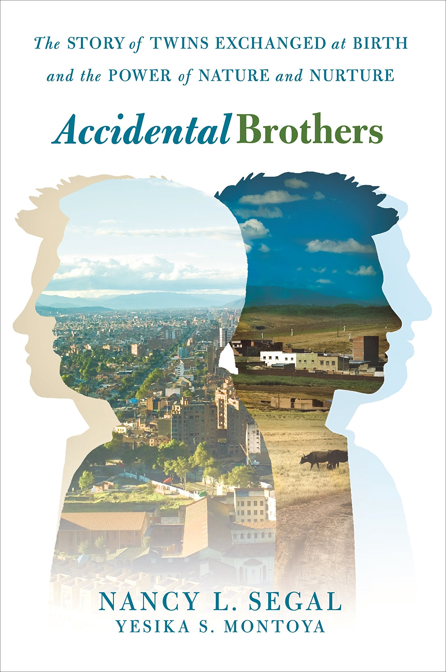 Accidental brothers the story of twins exchanged at birth and the accidental brothers the story of twins exchanged at birth and the power of nature and nurture dr nancy l segal yesika s montoya 9781250101907 fandeluxe Image collections