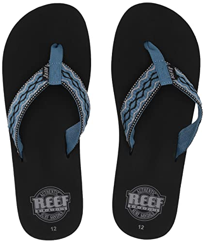 be91030d8dcb Reef Men s Smoothy Flip Flops  Amazon.co.uk  Shoes   Bags