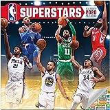 Nba Calendrier 2020.Buy Nba Superstars 2020 Wall Calendar Calendar Wall