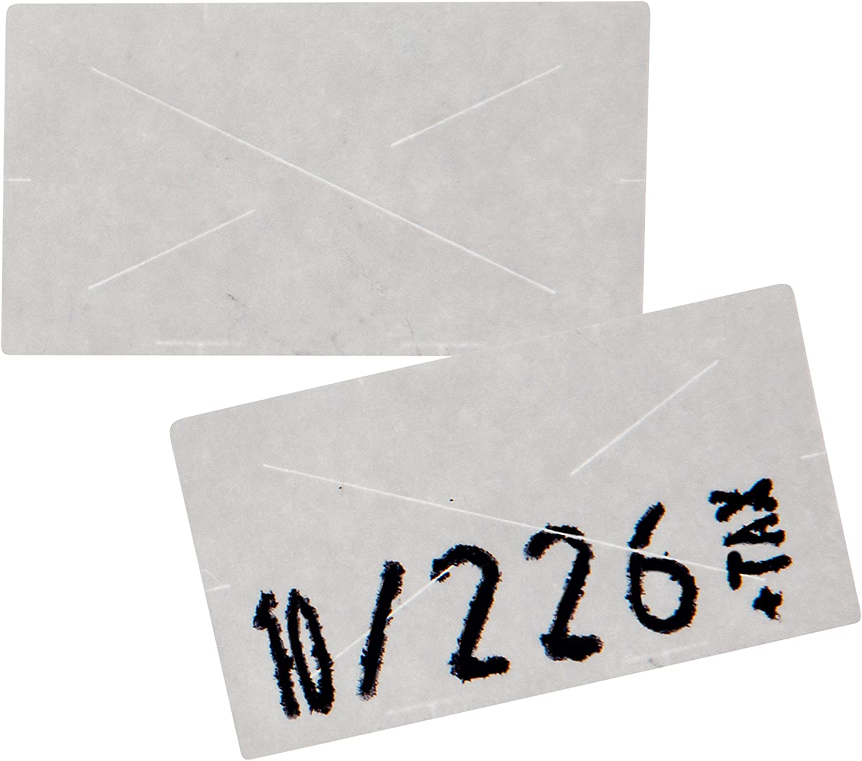 22-7 or 22-8 Pricing Tool Garvey 2212 White Labels for Garvey 22-6