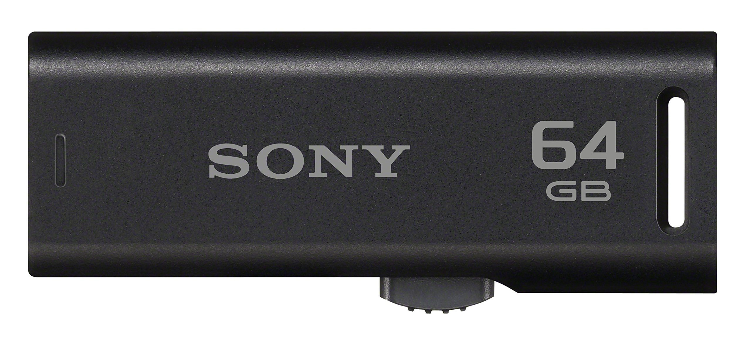 Sony USM64GR 64GB Classic Pen Drive (Black)