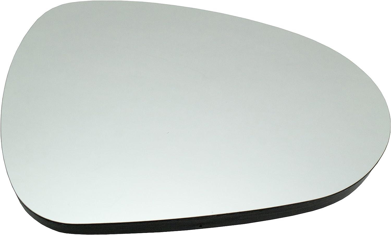 TarosTrade 57-0701-R-51254 Vetro Specchietto Retrovisore Lato Destro