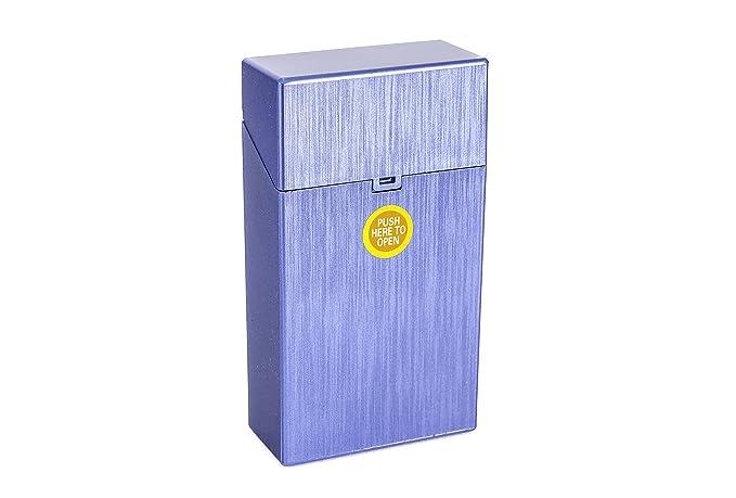 1 opinioni per Box porta sigarette da 20-25-30 sigarette/100mm, portasigarette Multicolore
