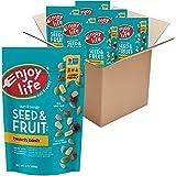Enjoy Life Seed & Fruit Mix, Peanut Free Trail Mix, Soy Free, Nut Free, Gluten Free, Dairy Free, Non GMO, Vegan Snack…