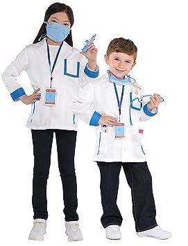 Traje médico Kit niños vestido de lujo Hospital cirujano ...