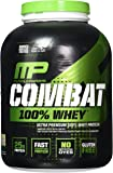 MusclePharm Combat 100% Whey Protein Powder, Cookies 'N' Cream, 5 Pound