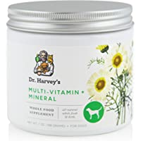 Dr. Harvey's 1 Piece Herbal Multi Vitamin and Mineral Supplement for Dogs, 7 oz
